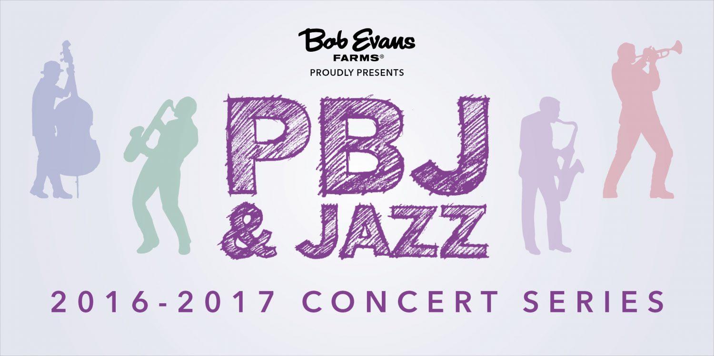 PBJ & Jazz 2016-2017 Concert Series