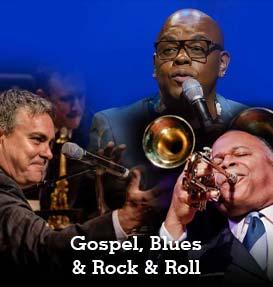 Gospel, Blues & Rock & Roll