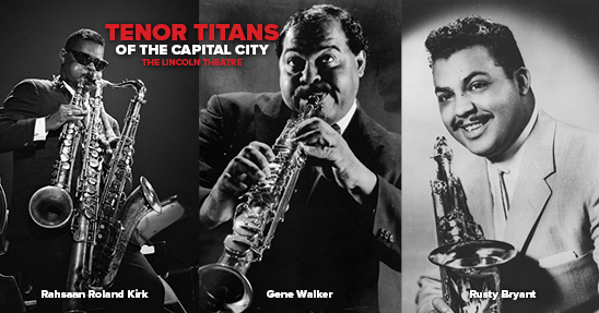 Tenor Titans of the Capital City