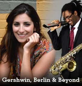 GERSHWIN, BERLIN & BEYOND
