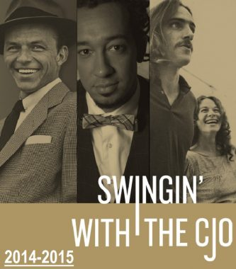 Swingin with the CJO 2014-2015 Season 42