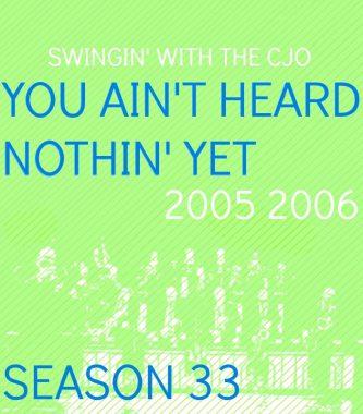 Swingin' with the CJO