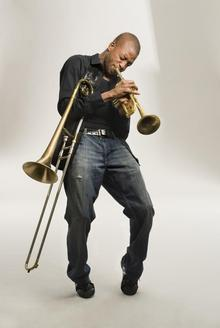 Trombone Shorty Andrews