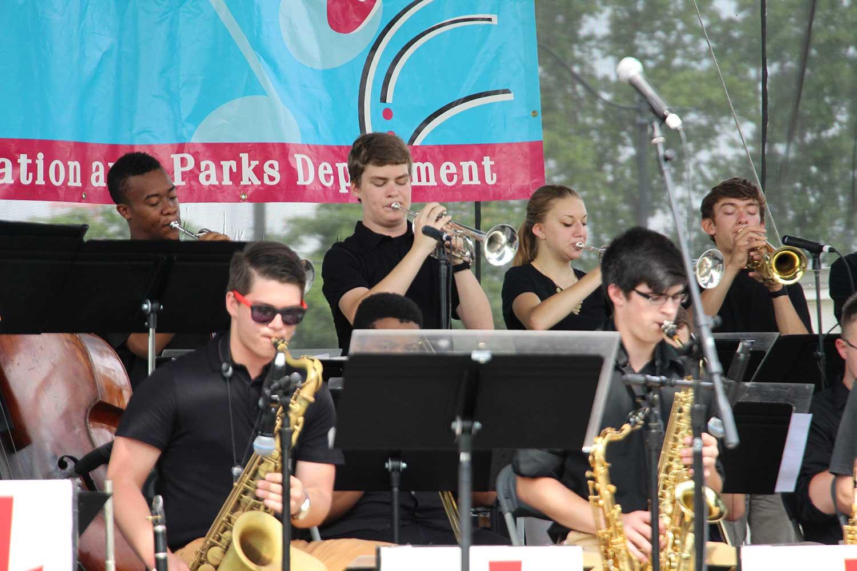 CYJO at Jazz & Rib Fest