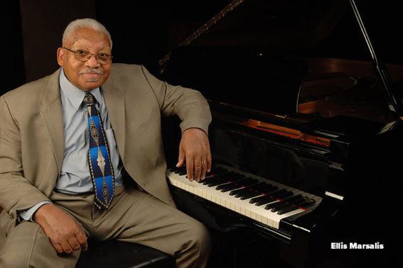 NEA Jazz Master Pianist, Ellis Marsalis