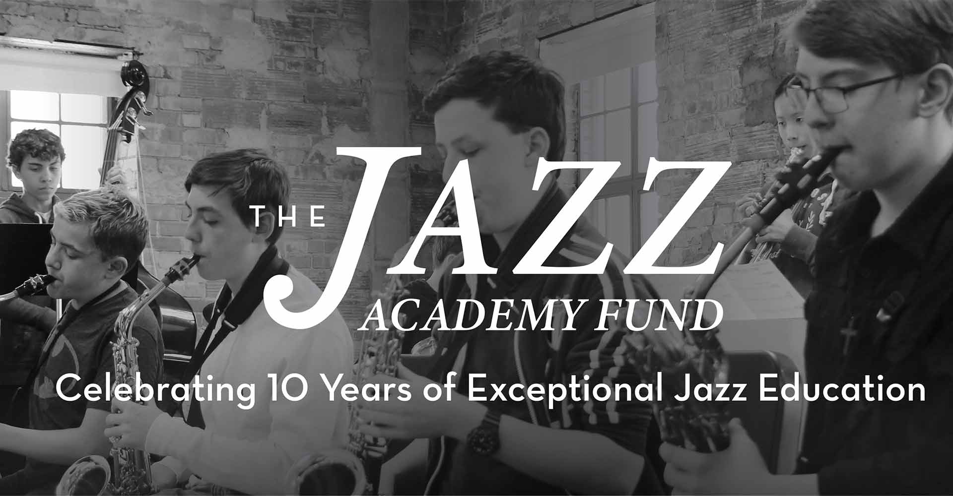 Jazz Academy Fund