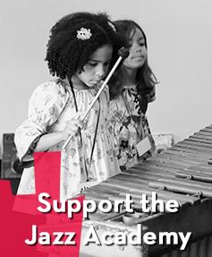 Support Jazz Academy