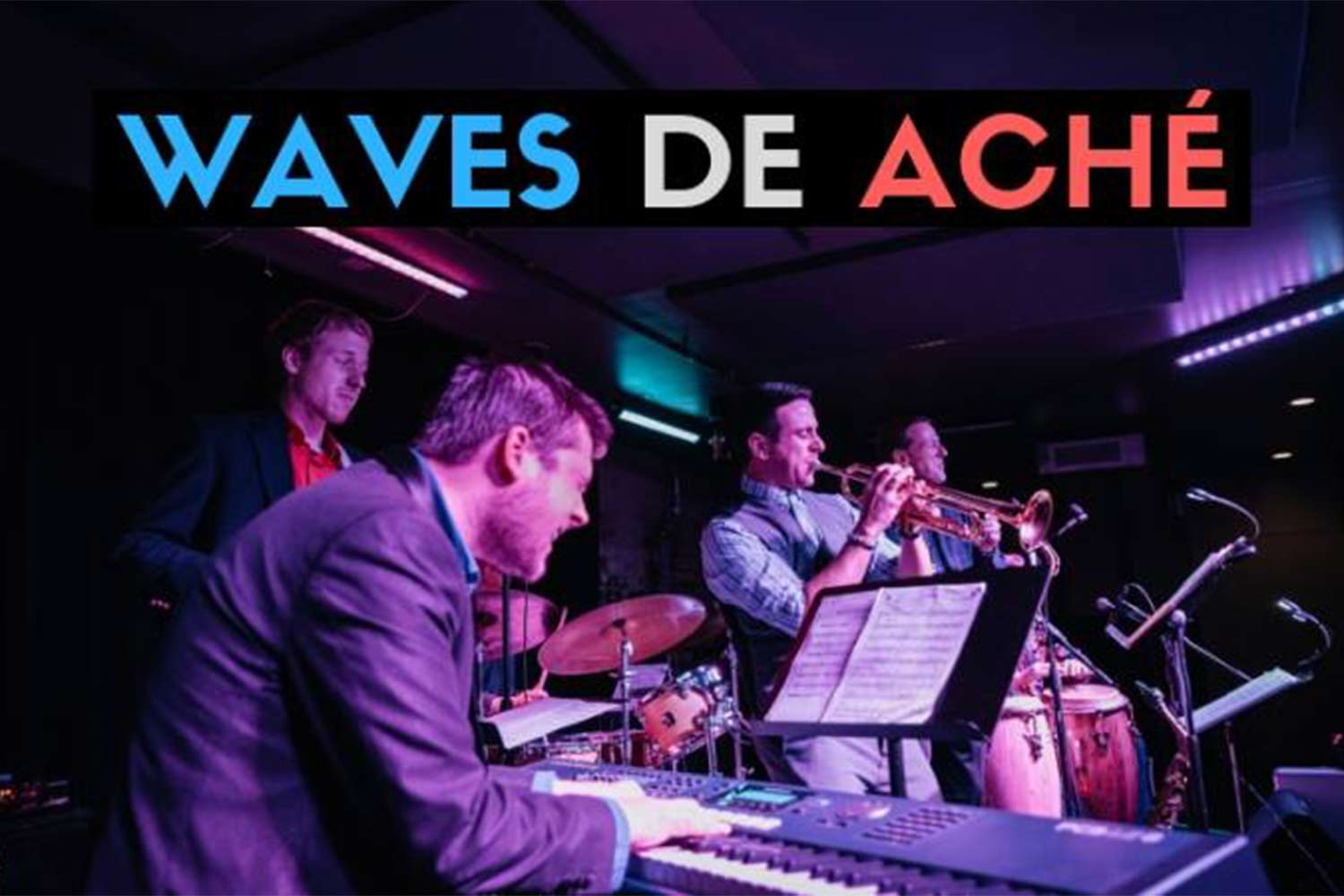 4th Floor Live: Clave, The Heart of American Music – Jazz Arts Group