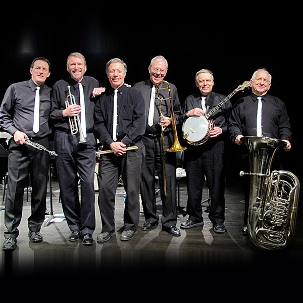 THE HIGH STREET STOMPERS DIXIELAND BAND