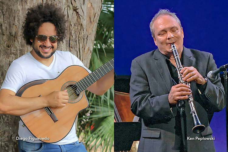 Diego Figueiredo & Ken Peplowski