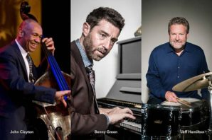 John Clayton, Benny Green, Jeff Hamilton
