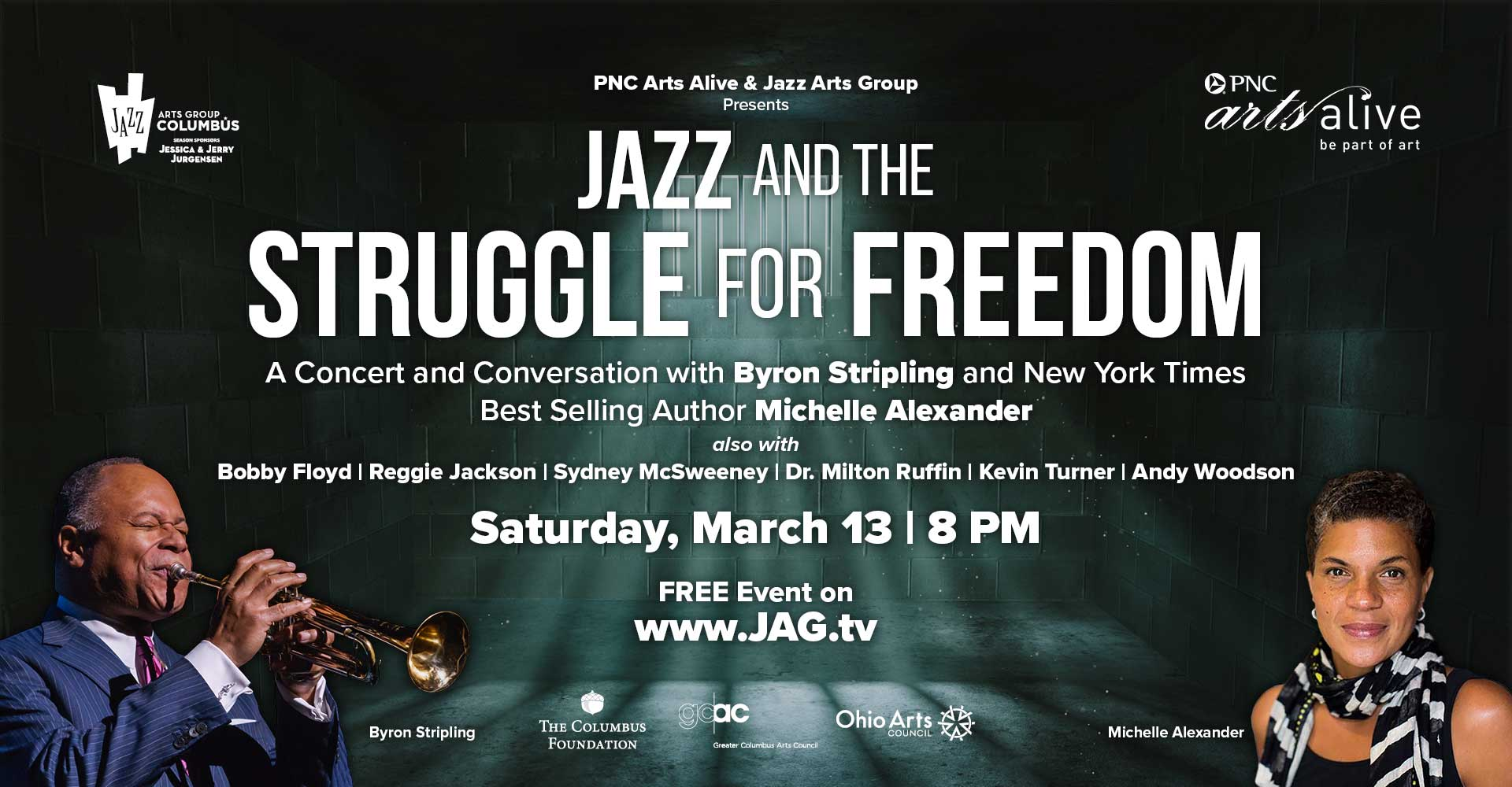 Jazz and the Struggle or Freedom